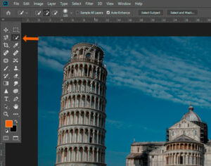 Photoshop for beginners – selections