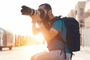 Travel Photographer's Backpack List