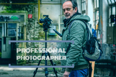 10 Steps On How To Become A Professional Photographer