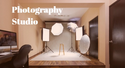 How to build your first photography studio for beginners