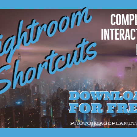 Lightroom Classic Shortcuts for PC and Mac