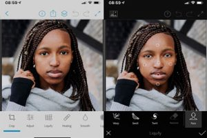 Photoshop Fix – Photoshop App for free-