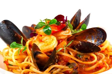 Food photo - pasta