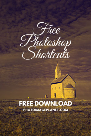 Free Photoshop Shortcuts