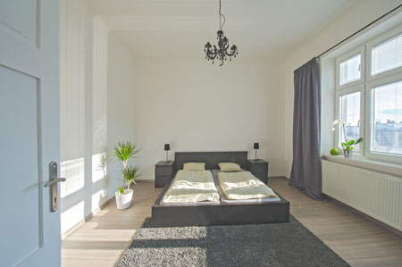 Interior photograpy bedroom1