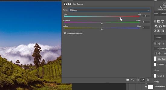 LAndscape-image-Color-Balance