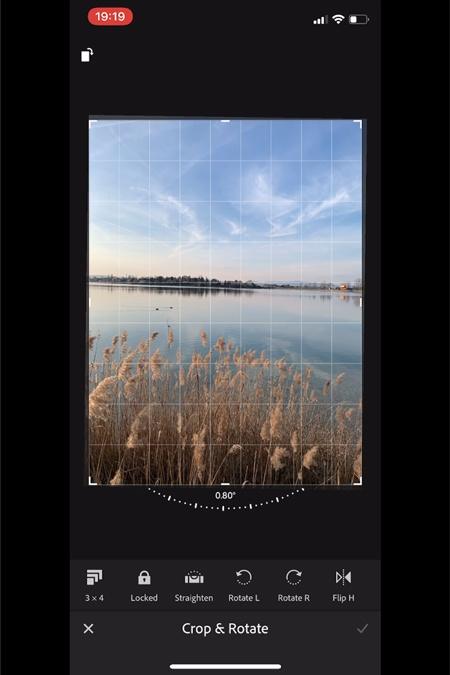 Lightroom-mobile-Crop
