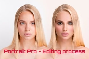 How to edit a portrait in PortraitPro