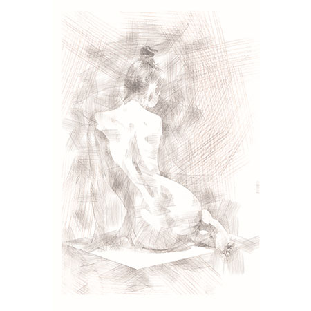 Printable Art – Nude Wall Art #2