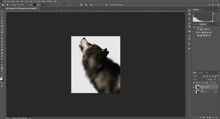 How to convert photo to SVG file original