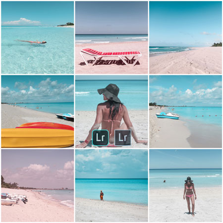 Lightroom-Presets-Bright-Beach